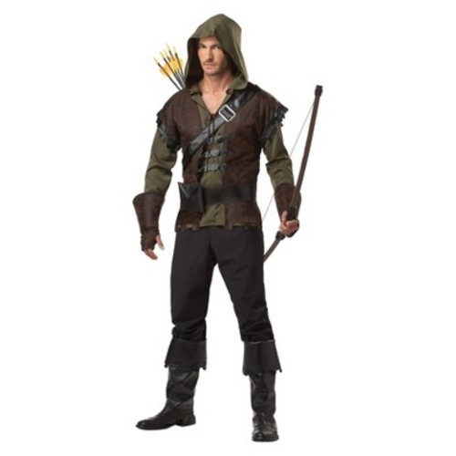 Robin Hood Costume - Adult