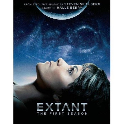 Extant: The First Season (Blu-ray Disc)