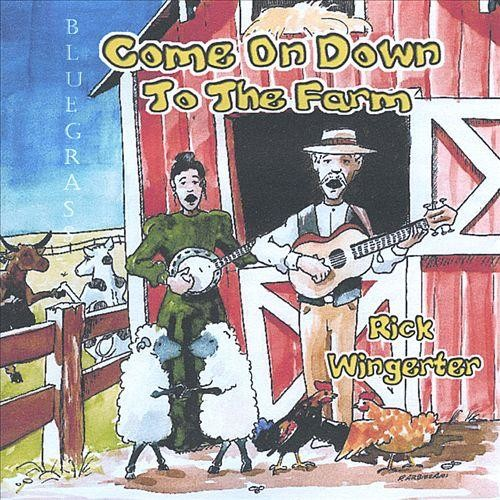 Come on Down to the Farm [CD]