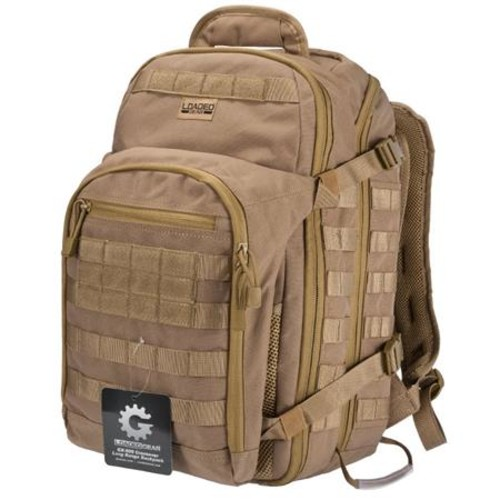 Barska Loaded Gear GX-600 Crossover Long Range Backpack, Dark Earth BI12600