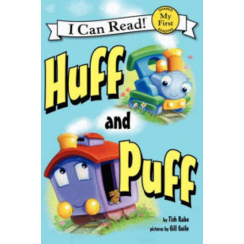 Huff and Puff (My First I Can Read Series)