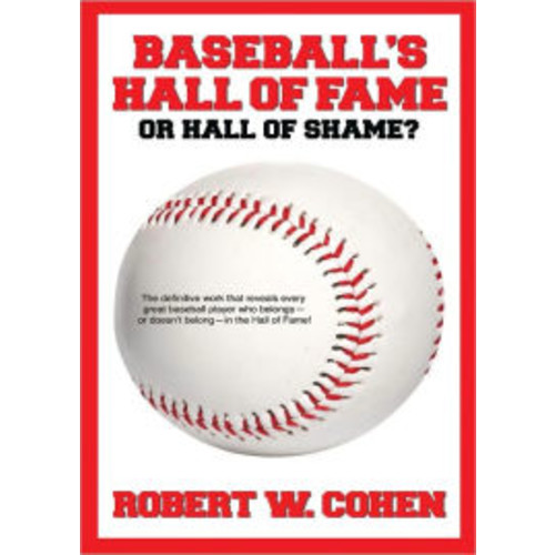 Baseball Hall of Fame or Shame