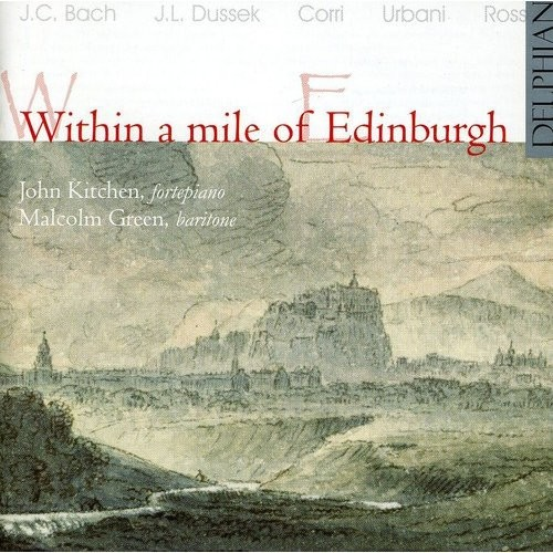 Within a Mile of Edinburgh [CD]