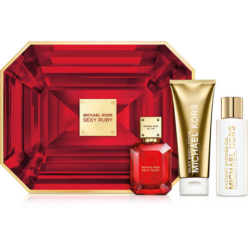 Sexy Ruby Gift Set