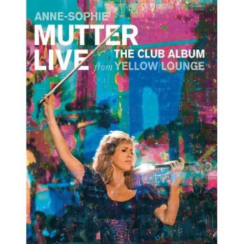The Club Album: Live From Yellow Lounge (Blu-ray Disc)