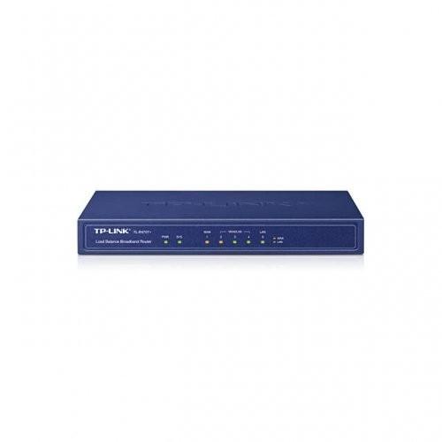 TP-LINK TL-R470T+ Load Balance Broadband Router (TL-R470+) -