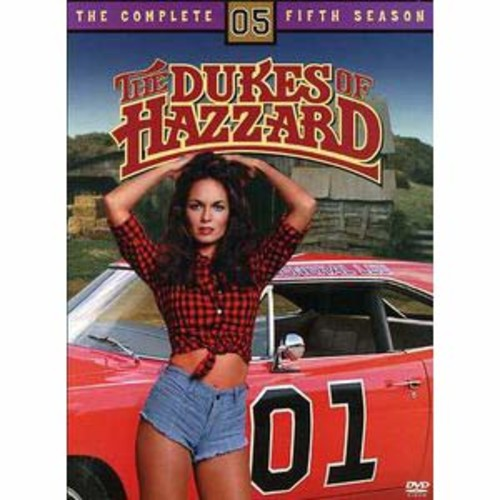 The Dukes of Hazzard: The Complete Fifth Season [8 Discs]