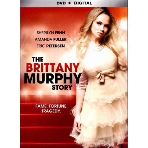 The Brittany Murphy Story [DVD] [2014]