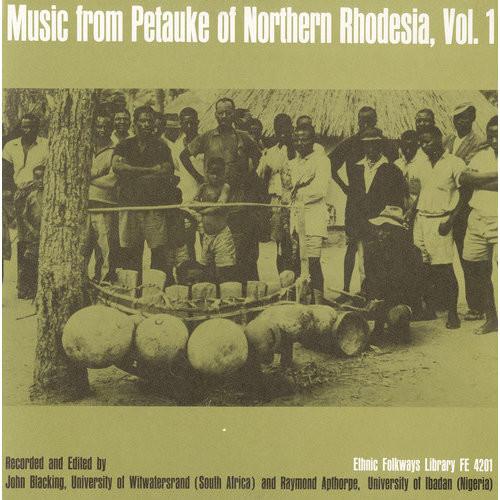 Music from Petauke of Northern Rhodesia, Vol. 1 [CD]