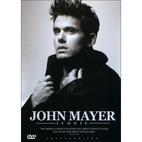 John Mayer: Iconic - Unauthorized [DVD] [2013]
