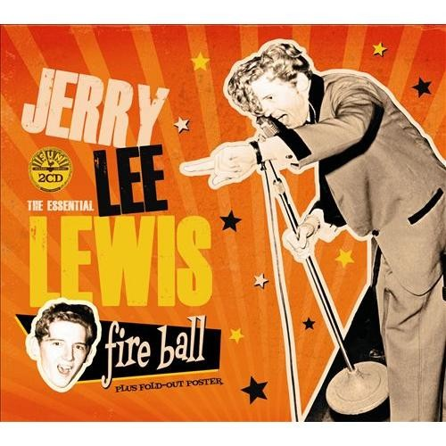 Fireball: The Jerry Lee Lewis Collection [CD]