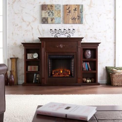 Astoria Grand Beeley Electric Fireplace; Rich Espresso