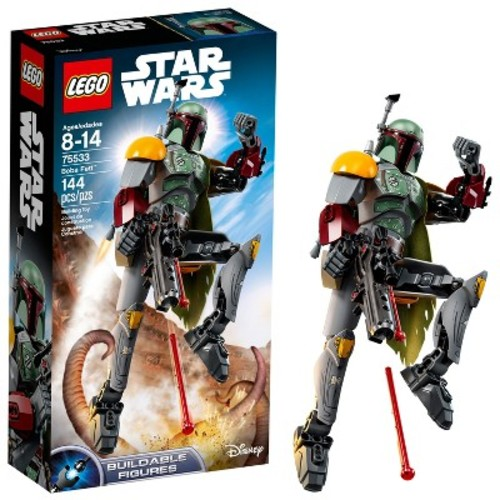 LEGO Constraction Star Wars Boba Fett 75533