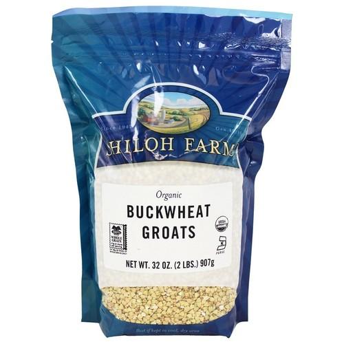 Organic Buckwheat Groats - 32 oz.