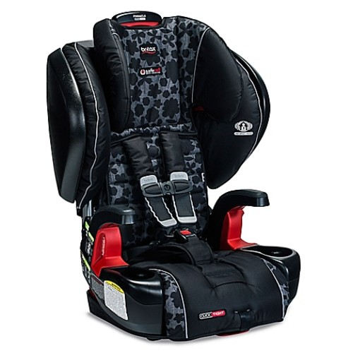 BRITAX Pinnacle ClickTight XE Series Harness-2-Booster Seat with Mat and Shades in Kate