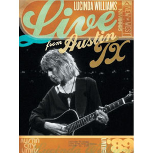 Live From Austin TX: Lucinda Williams 2/DTS