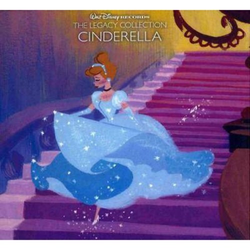 Walt Disney Records The Legacy Collection: Cinderella [2 CD]