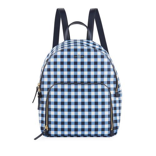 hyde lane gingham hartley backpack
