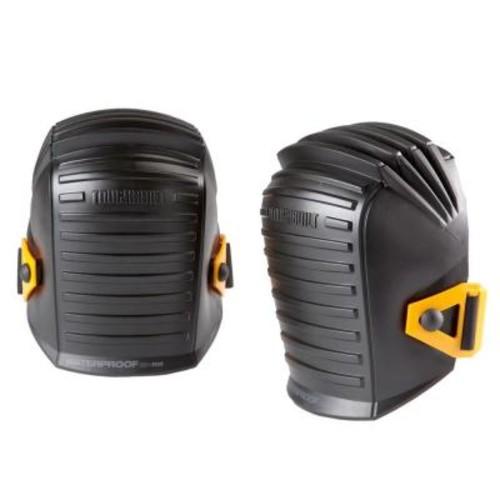 ToughBuilt Black Waterproof Knee Pads