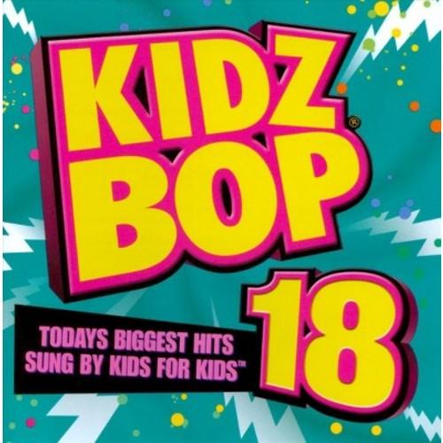 Kidz Bop 18 [CD]