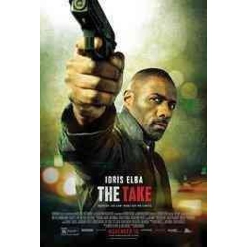 The Take (Blu-ray Disc)