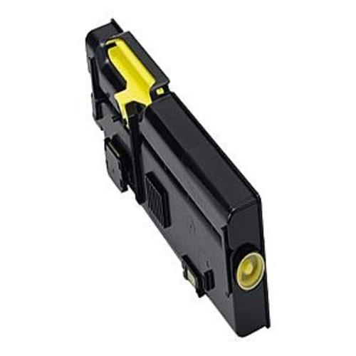 Dell - Yellow - original - toner cartridge - for Color Multifunction Printer C2665; Multifunction Color Laser Printer C2660, C2665 - R9PYX