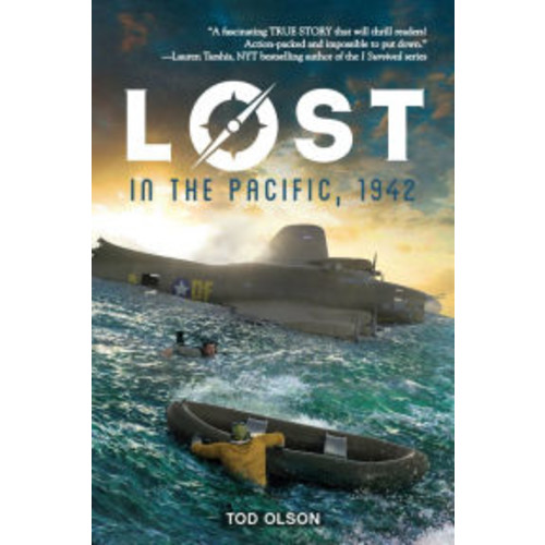 Lost in the Pacific, 1942: Not a Drop to Drink (Lost #1)