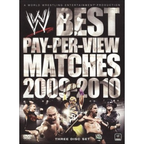 Best Pay Per View Matches Of The Year (DVD)