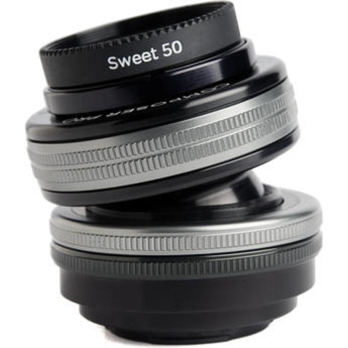 Composer Pro II with Sweet 50 Optic for Samsung NX
