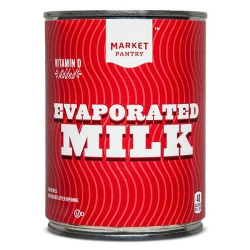 Evaporated Milk 12 oz - Market Pantry