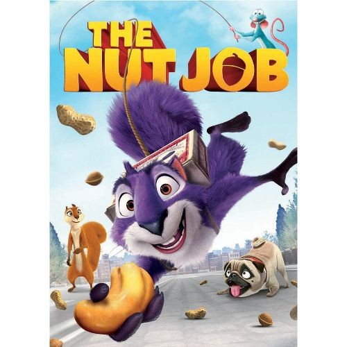 The Nut Job - DVD