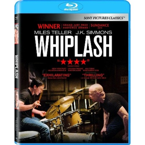 Whiplash [Includes Digital Copy] [UltraViolet] [Blu-ray]