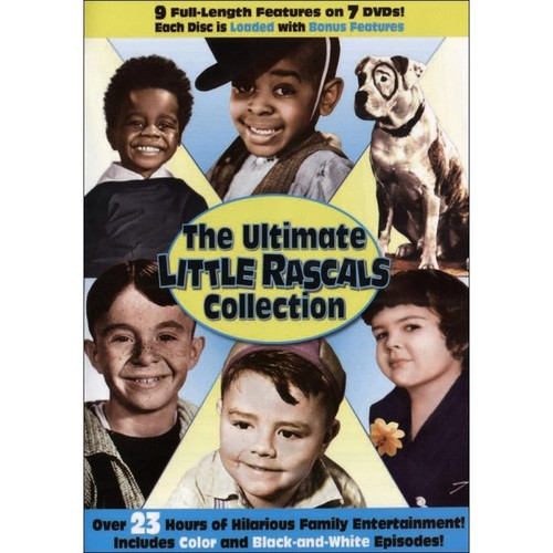 The Ultimate Little Rascals Collection [7 Discs] [DVD]