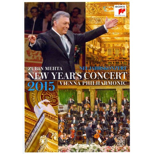 Year's Concert 2015 (DVD)
