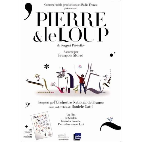 Pierre & le Loup de Sergue Prokofiev [DVD]