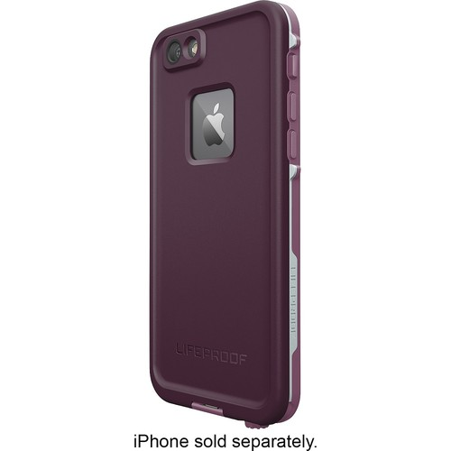 LifeProof - fr Case for Apple iPhone 6 Plus and 6s Plus - Crushed