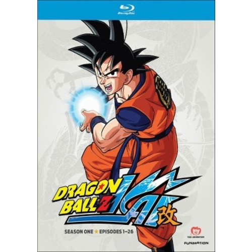 DragonBall Z Kai: Season One [4 Discs] [Blu-ray]