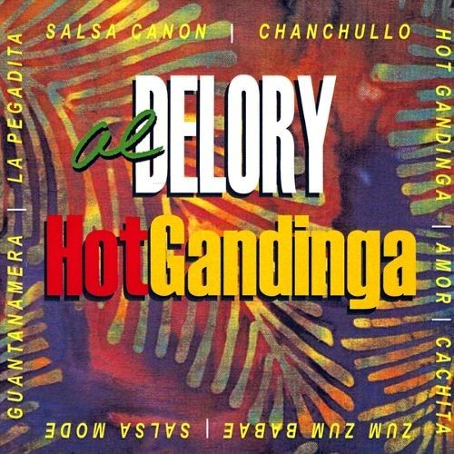 Hot Gandinga: Hotter Than Hot Salsa Jazz! [CD]