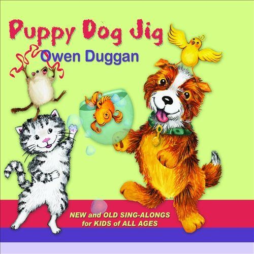 Puppy Dog Jig [CD]
