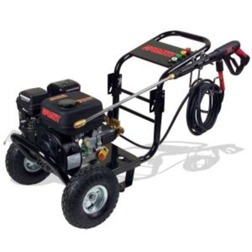 SPRAYIT SP-54002 2500-psi 2.4-GPM Portable Cold Water Gas Pressure Washer