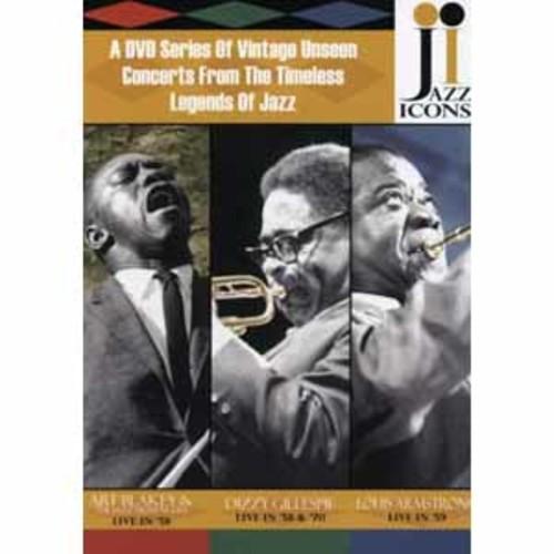 Jazz Icons [9 Discs]