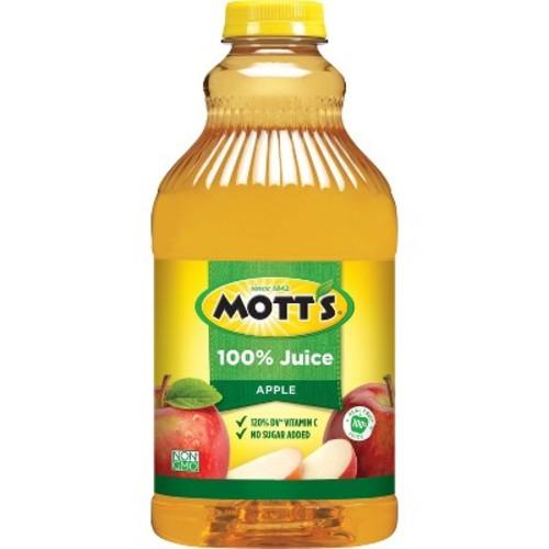 Mott's 100% Juice, Apple, 64 Fl Oz, 1 Count