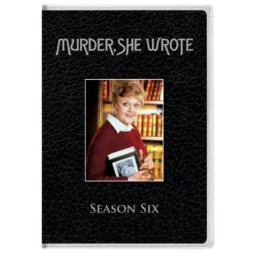 Murder, She Wrote: The Complete Sixth Season [5 Discs] [DVD]
