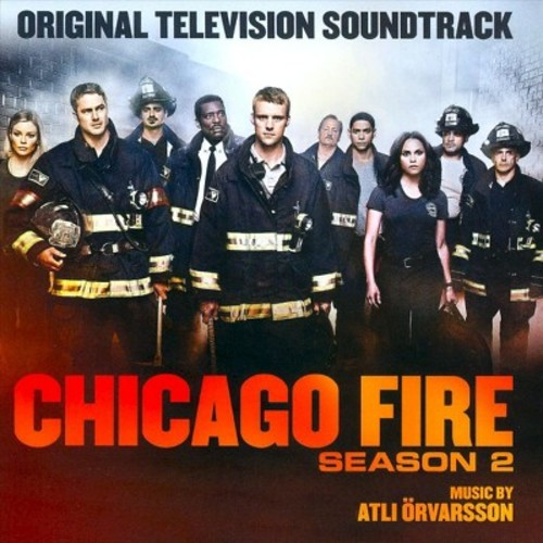 Chicago Fire: Season 2 [Original Television Soundtrack] [CD]