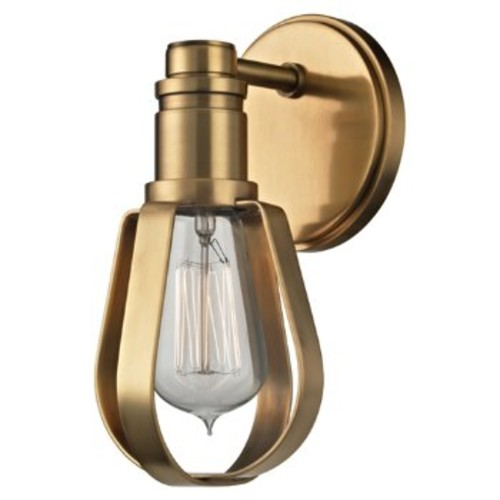 Hudson Valley Lighting Red Hook Wall Sconce [Finish : Aged Brass]