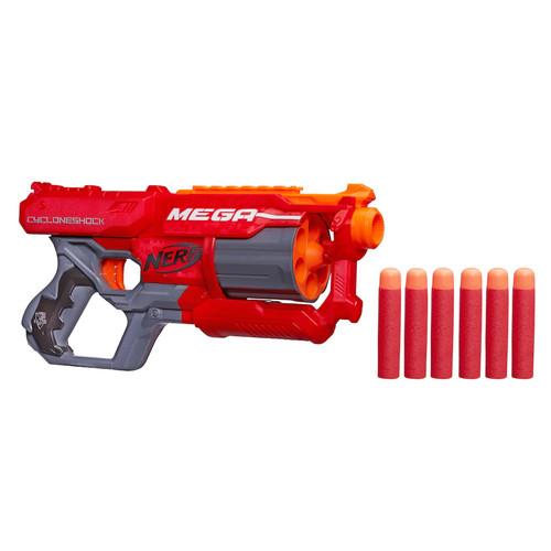 NERF N-Strike Elite Mega Cyclone Shock Blaster