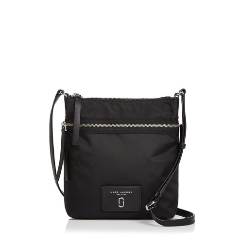 MARC JACOBS Biker North/South Nylon Crossbody
