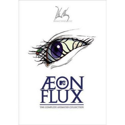 Aeon flux:Complete animated collectio (DVD)
