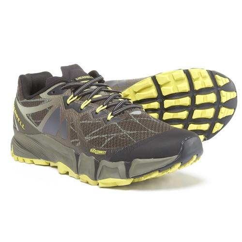 Merrell Agility Peak Flex Trail Running Shoes (For Men) [width: M]