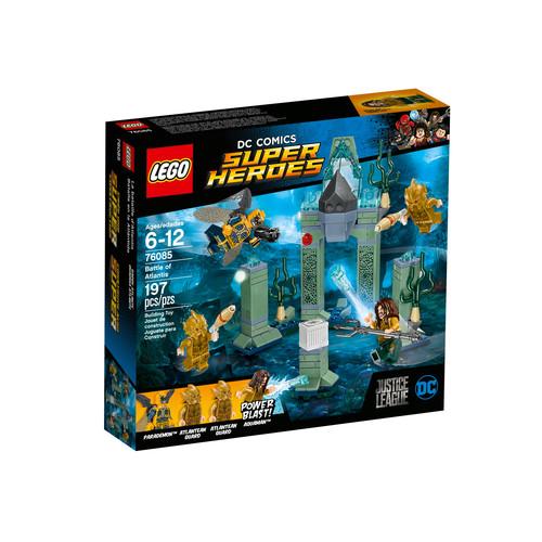 LEGO DC Comics Justice League - Battle of Atlantis #76085